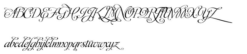非常精美的umBRella系列英文字體打包下載207款字體