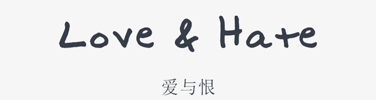 Write It Right 字體