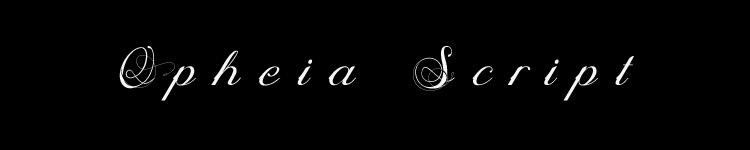 Opheia Script