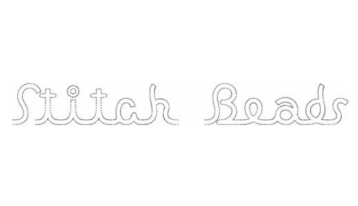 Cursive stitch fonts free download