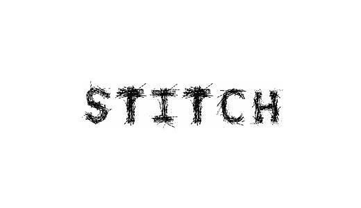 Messy stitch fonts free download