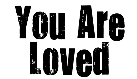 You Are Loved<br /><br /><br />&#10;http://www.dafont.com/you-are-loved.font?psize=l