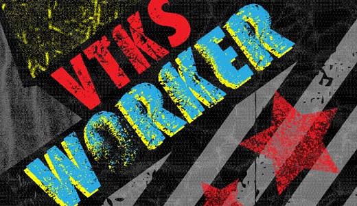 VTKS Worker<br /><br /><br /> http://www.dafont.com/vtks-worker.font